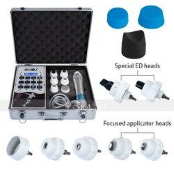 ED Schock Welle Therapie Maschine Muscle Pain Relief Massage Effektive Männer Private Teile Gesunde Gerät