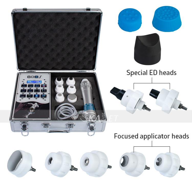 ED Shock Wave Therapy Machine Muscle Pain Relief Massager Effective Men Private Parts Healthy Device