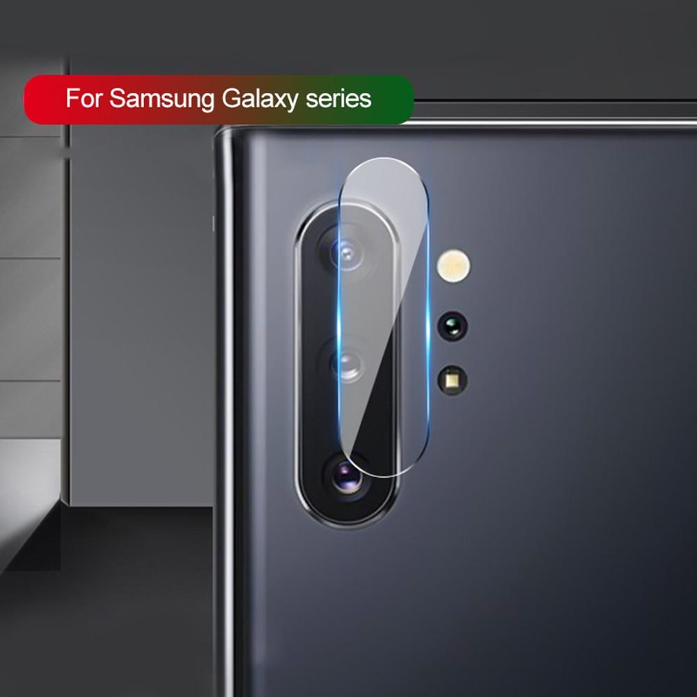 Стеклянная защита для объектива камеры, пленка для объектива камеры, Защитная пленка для экрана samsung Galaxy Note 9 S10e S10 +