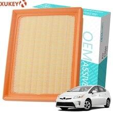 Toyota Prius için 2010 2011 2012 2013 2014 2015 XW30 1.8L hava filtresi 17801 37020 17801 37021 17801 0T040 17801 0T050 için Prius V