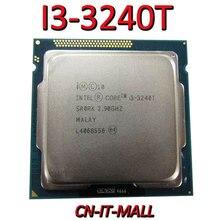 Intel Core I3 3240T CPU 2.9G 3M 2 çekirdek 4 konu LGA1155 işlemci