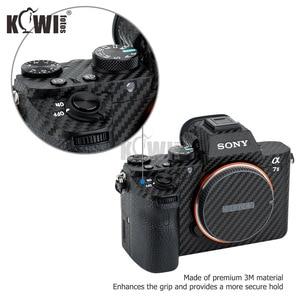 Image 3 - Película protectora de fibra de carbono antiarañazos para Sony A7M2 A7SM2 A7RM2 A7 II A7S II A7R II A7II A7SII A7RII Cámara 3M