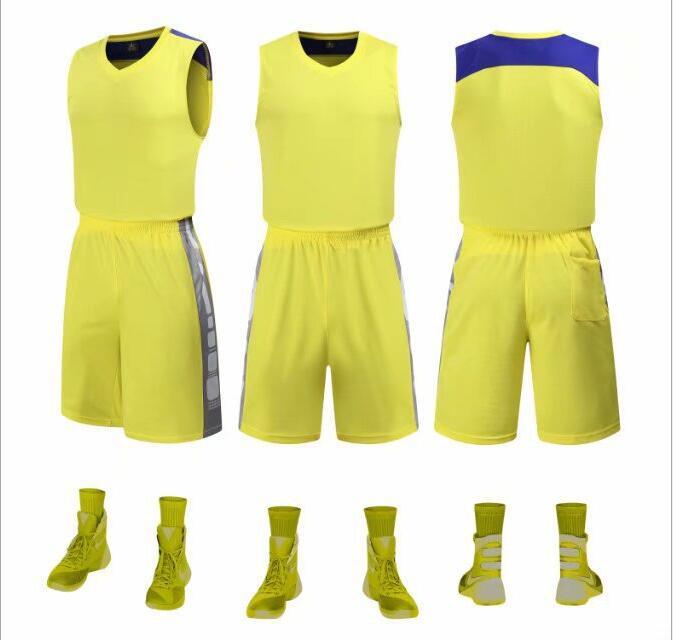 Uniformes De Basquete Camisa Sem Mangas Treinamento