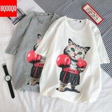 Print Anime T Shirt Men Short Sleeve Plus Size O-n