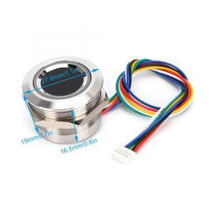Image 4 - R503 แบบ Capacitive ลายนิ้วมือโมดูล 2 สีแหวนไฟแสดงสถานะ