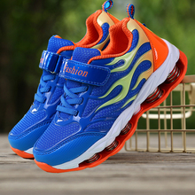 Kids Running Shoes For Boys Sport Shoes Outdoor Trainers Spring Autumn Children Shoes Breathable Mesh Sneakers Tenis Infantil