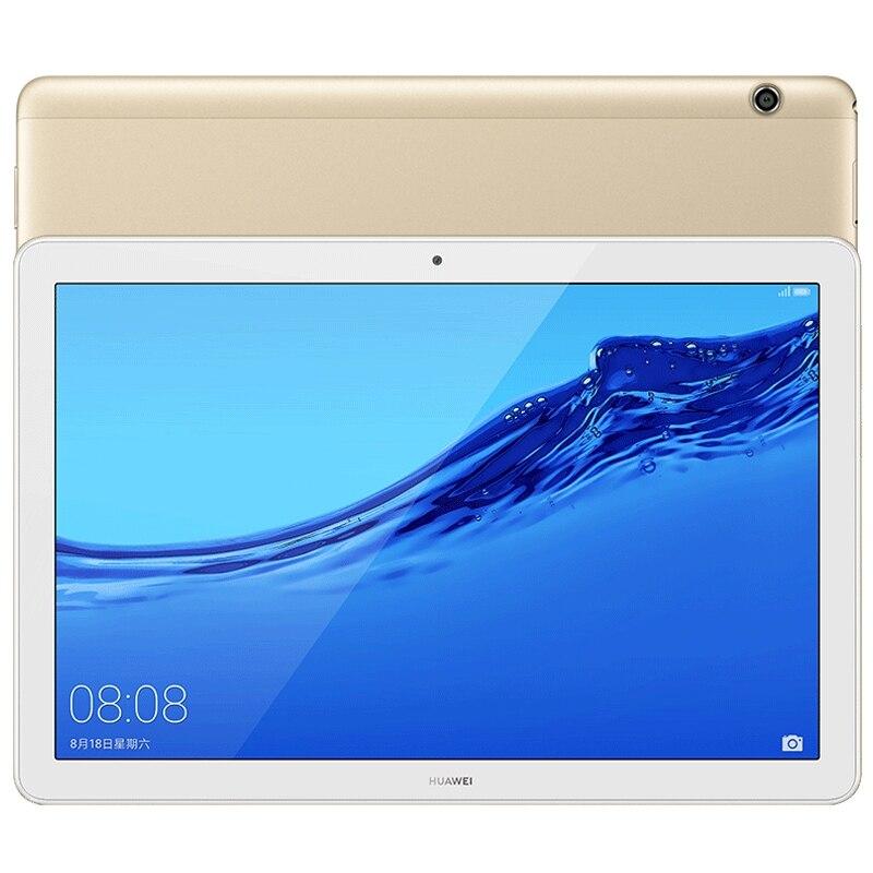Huawei Mediapad Enjoy планшет с 10,1-дюймовым дисплеем, восьмиядерным процессором Kirin 659, ОЗУ 3 ГБ, ПЗУ 32 ГБ, 64 ГБ, Android 8,0