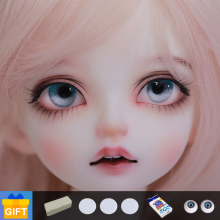 isoom Satani 1/4 BJD Doll Little Gem Resin Toys for Kids Surprise Gift for Girls Boys Birthday Ball Jointed Doll Serin Christmas