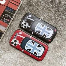 Fashion Mini Cooper Case For iPhone 11 Pro Max iPhone X XS Max Soft Silicone Case For iPhone SE 2020 XR 8 7 6 6S Plus Cover Case new iphone case for iphone 11 for iphone11 pro max 5 8 inches 6 1 inches 6 8 inches 6 6s 7 8 plus ix xr max x fashion back cover