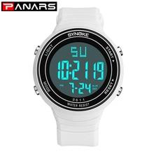 PANARS Sport LED Waterproof Wrist Watch Luxury Men Analog Di