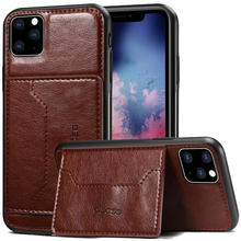 Luxury Magnetic Flip Wallet Leather Case For iPhone 11 Pro MAX 2019 XS XR 8 7 6 6S Hybrid Tough Slide Card Holder Cover