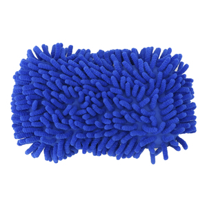 Image 3 - LEEPEE Car Accessories Soft Washer Cleaning Glove Foam Washing Tools Brush Daily Use Household Motorcycle Auto Universal 5PCS