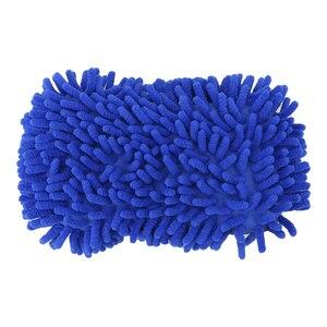 Image 3 - Phụ Kiện Xe Hơi Mềm Mại Máy Giặt Vệ Sinh Găng Tay Da Màu Dụng Cụ Bàn Chải Sử Dụng Hàng Ngày Hộ Xe Máy Tự Động Đa Năng 5 Chiếc
