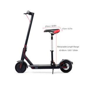 Image 5 - 折りたたみ高さ調節可能なサドルセットxiaomi電動スクータープロ椅子M365スクーター電動スクーター格納式