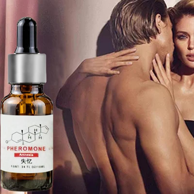 Flirting High-concentration Pheromone Perfume Oil Androstenone Pheromone Sexually Stimulating Fragrance Sex Oil Sexy Perfume oil