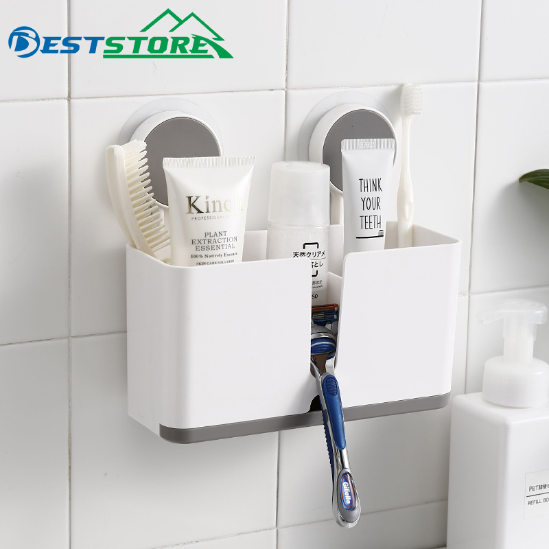 Bathroom Shelf Adhesive Storage Rack Corner Shower Shelf Home Decoration Bathroom Accessories Wall Mounted Organizer Bathroom