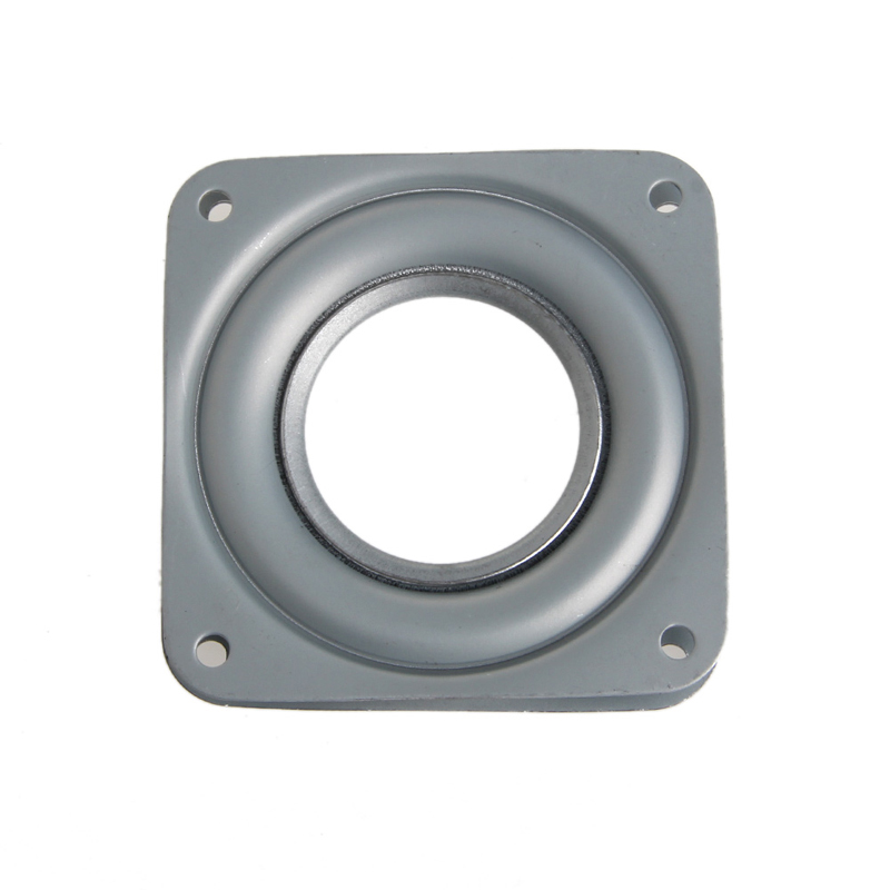 Square Bearing Swivel Plate Lazy Susan Turntable 3\