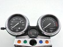 CB 400 Motorcycle For Honda CB400 CB400SF MC31 Motorcycle Meter Speedometer Tachometer Gauges Cluster instrument assembly цена