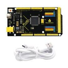 Keyestuido mega 2560 plus controlador placa compatível com arduino mega 2560 rev3