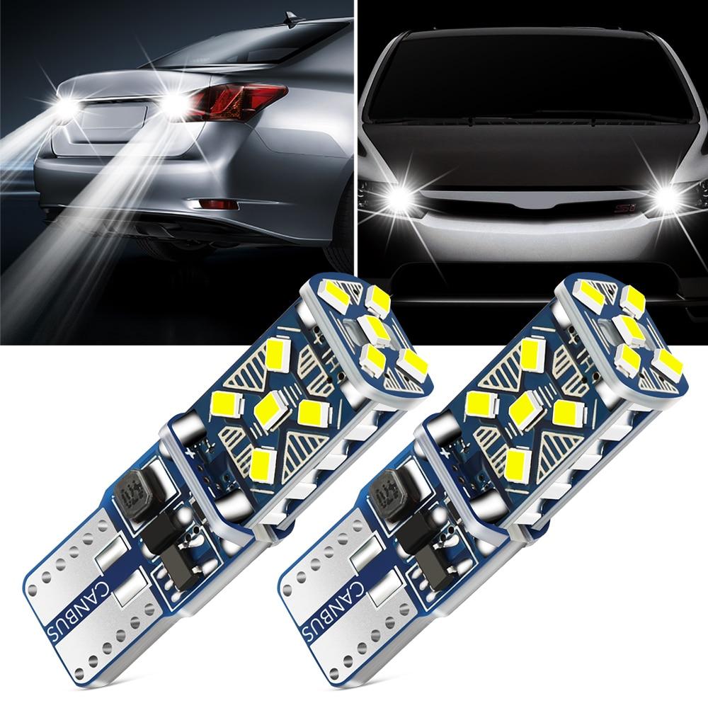 2 шт. T10 W5W супер яркий светодиодный парковочные фары автомобиля для Toyota C-HR Corolla Rav4 Yaris Avensis Camry CHR Auris Hilux