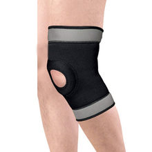Knee Brace Support Sleeve Adjustable Open Patella Stabilizer Protector Nylon Wrap for Arthritis Meniscus Tear Running Dropship(China)