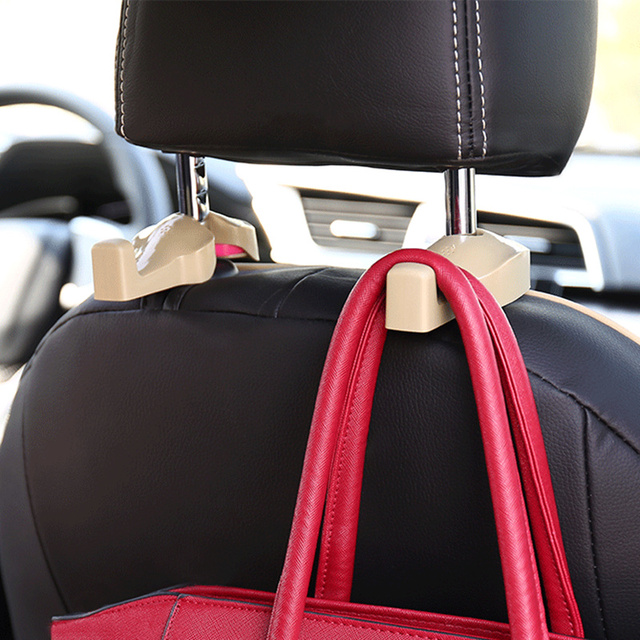 Voiture Shopping sac titulaire siège crochet cintre pour Ferrari 488 SP38 Portofino FXX-K 812 LaFerrari J50 Suzuki Tribeca G4e B9 R1 Pleo