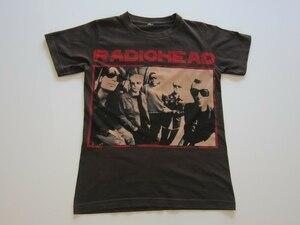 Vintage Radiohead t-shirt Thom Yorke OK Computer 90 size S Men Women Unisex Fashion tshirt Free Shipping