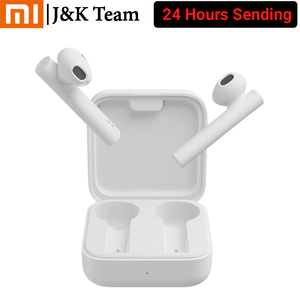 In Stock Xiaomi Air2 SE Wireless Earphone Bluetooth Headset TWS AirDots Pro BT 5.0 Air 2 SE 20 Hours Working Noice Cancellation
