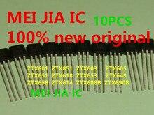 ZTX601 ZTX851 ZTX603 ZTX605 ZTX651 ZTX618 ZTX653 ZTX690B ZTX649 ZTX658 ZTX614 ZTX688B TO 92 Бесплатная доставка