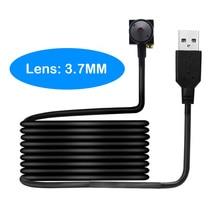 Nowy 1080P 720P MINI USB kamera AHD Plug and Pluy kamera telewizji przemysłowej MINI kamera dla bezpieczeństwa system CCTV aparat może nagrywać na lokalny dysk twardy
