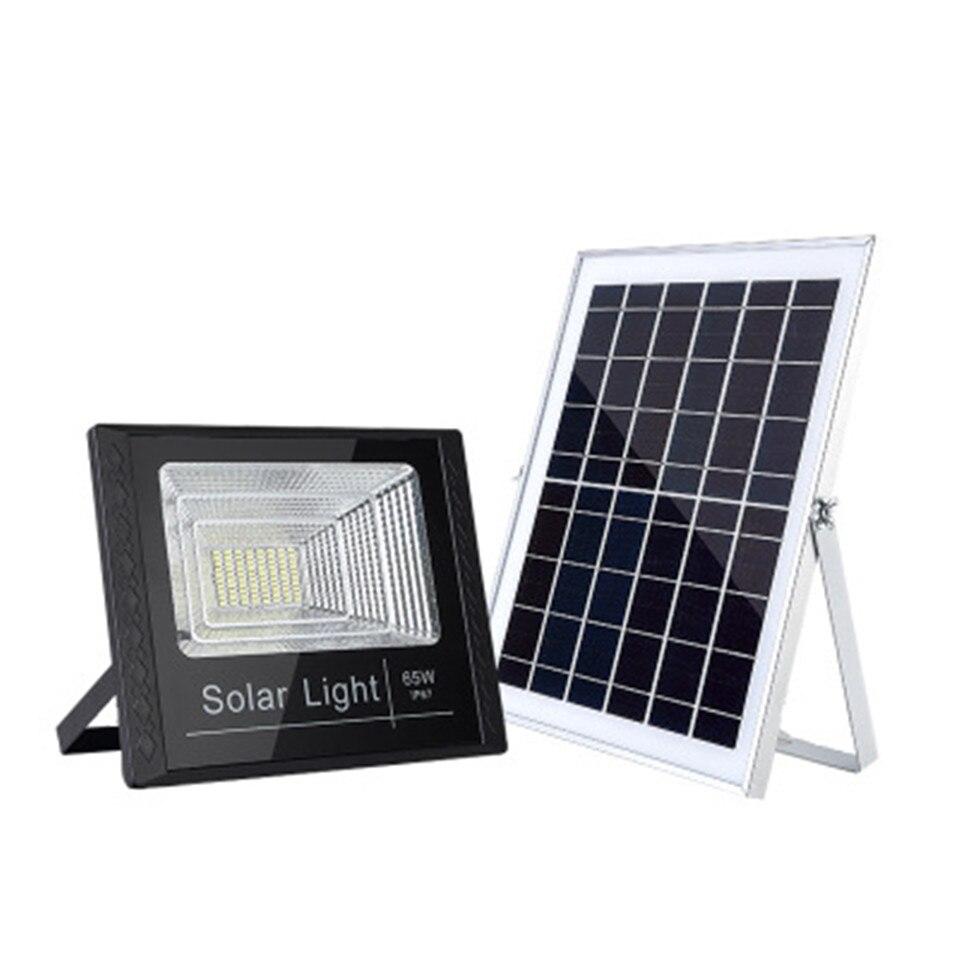prova dwaterproof agua led holofote lampada solar 05