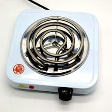 500 Вт электрическая плита с горячей плитой, горелка для путешествий, приборы для приготовления пищи, портативная грелка