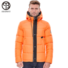 Asesmay 2019 New Men Winter Jackets Stylish Down Coat Male Thick Warm Fashion Coats Hooded Parka Man Clothing Brand Outerwear new brand clothing winter jacket men fashion hooded men s jackets and coats casual thick coat for male warm overcoat outwear 5xl