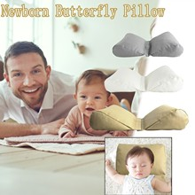 New Style Baby Newborn Butterfly Pillows Pu Pillow Auxiliary Props Photography Decoration Infant Photo Auxiliary Props 2021happy