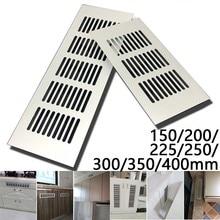 Сплав + прямоугольный + воздух + вентиляционное отверстие + решетка + вентиляция + крышка + для + шкафа + гардеробы + шкафов + гидропоника + вентилятор + жалюзи + вентиляционное отверстие + дом + декор + крышка