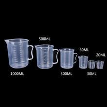 Beaker Measuring-Cup Graduated Liquid-Measure Baking Plastic Clear for Jugcup Container