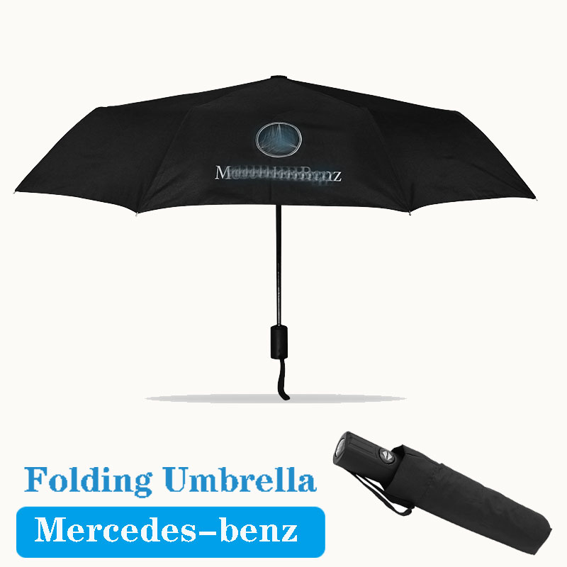 2020 New Car stlying Portable Auto-folding Car Automatic Umbrella Sunshade For Mercedes-Benz-A B C E GLA CLA GLK GL ML GLE Class