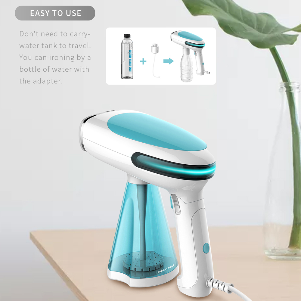 Image 2 - ANIMORE Portable Steamer Travel Household Handheld Ironing Machine Garment Steamer Continuous Spray Home Appliances Steam Iron-in Garment Steamers from Home Appliances