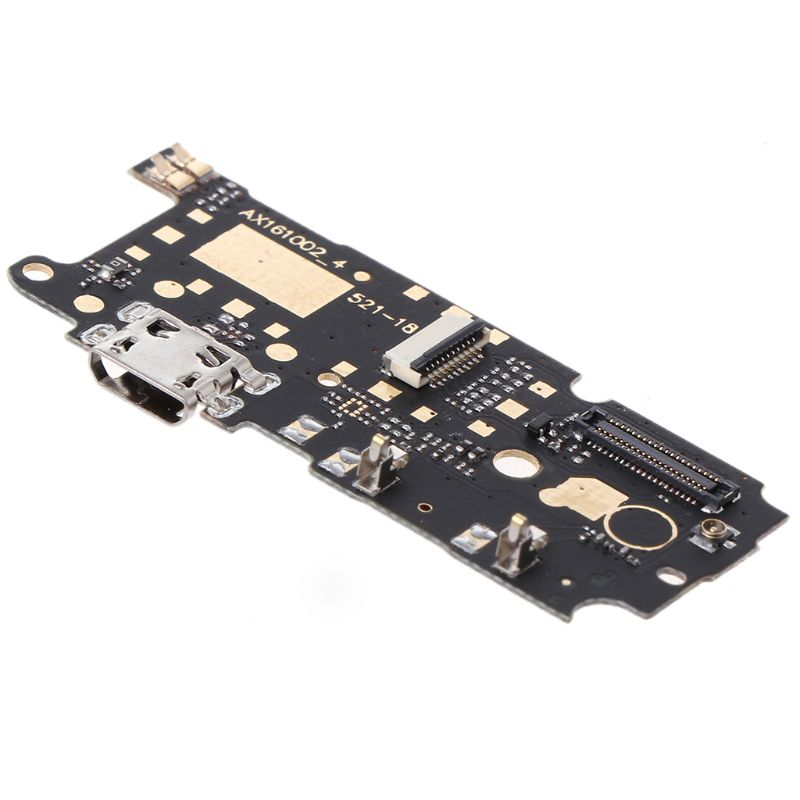 Flex Cable USB Port Charger Dock Plug Connector Charging Port Board Tail Wire Replacement For Xiaomi Redmi Note 4 J6PB