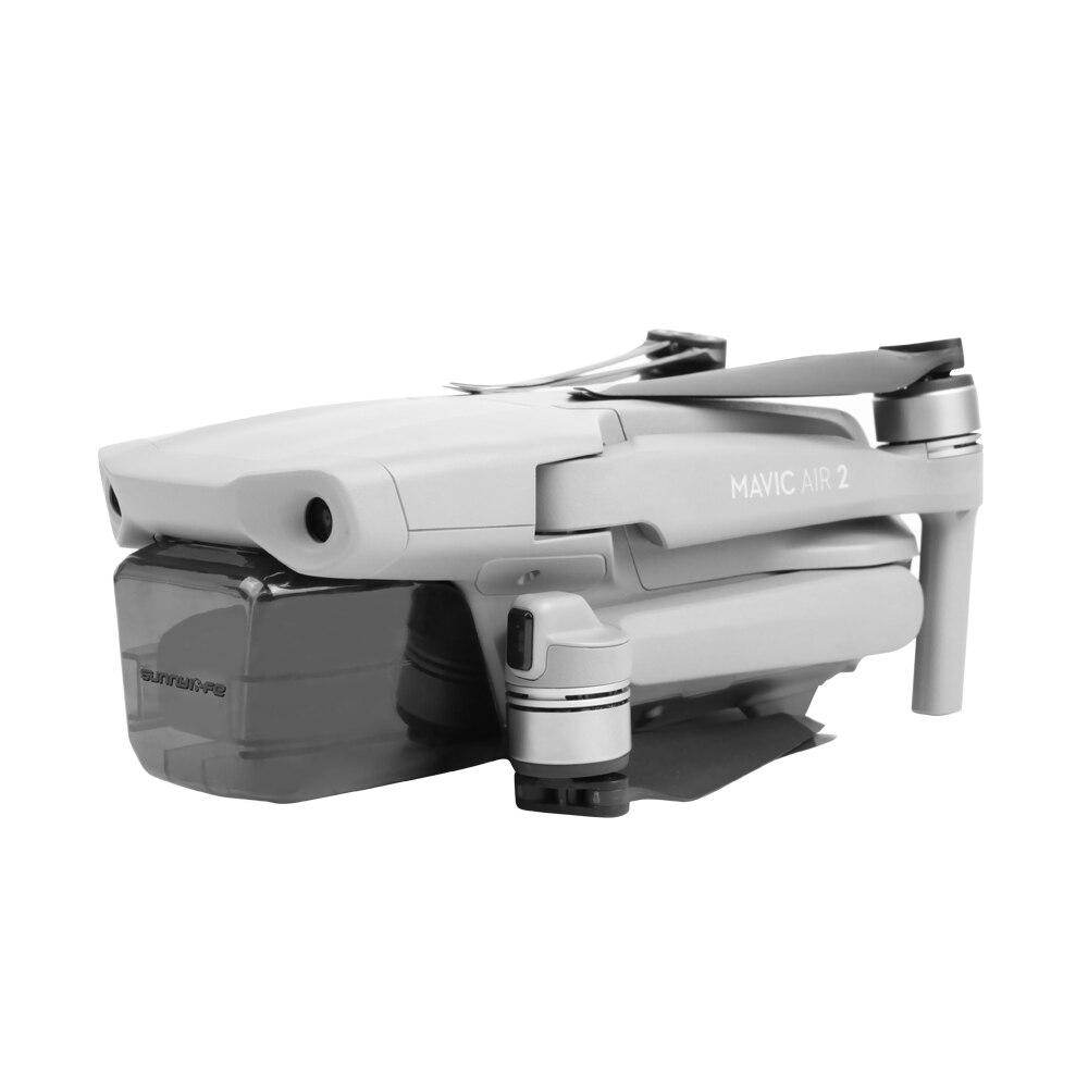 Mavic Air 2 Gimbal Protector Transparent Mavic Air 2 Drone Camera Cap Protective Cover for DJI Air 2 Accessories