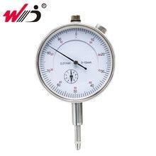 0.01mm 0-10mm Dial Indicator Gauge precision dial indicator 0.01 mm measuring tools