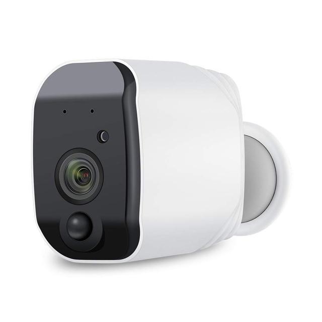 Ctvisonワイヤレスバッテリーカメラバッテリ駆動wifiカメラsdカード屋外ipの無線lan 1080 720p pirセキュリティ監視