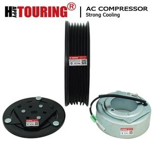 Image 1 - QS90 AC kompressor kupplung für Mitsubishi lancer Outlander Peugeot 7813A215 7813A211 AKS200A402C AKS200A402D 7813A411 7813A418