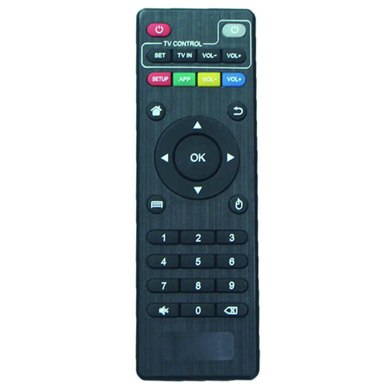 IR Universal Remote Control untuk Android TV Box H96 Pro Max/V88/Z28/Mxq/TX6/t95X/T95N/T95Z Plus/TX3 X96 Smart TV Box Controller