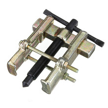 2 Jaw Gear Puller Bearing Puller Spiral Puller 2 inch 65mm Forging Technology Fixing Supplies High Quality Carbon Steel