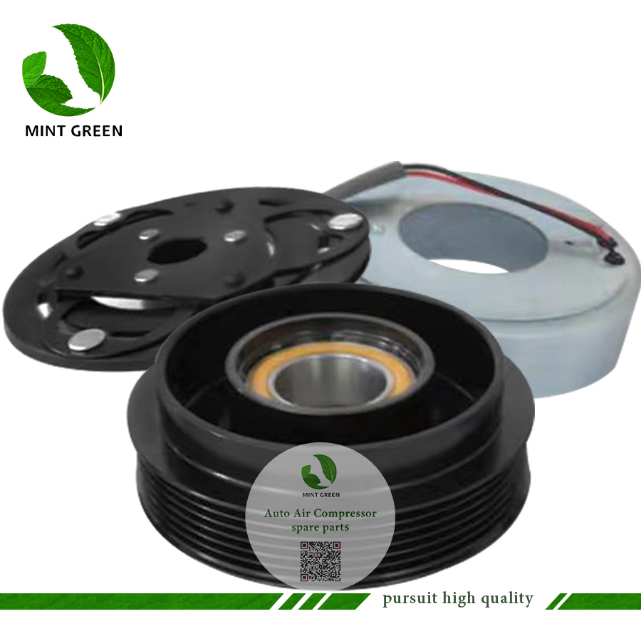 Auto car AC Compressor Clutch For  Renault Fluence 8200898810 8200898810A 8200720417 771149703 Z0007226A Z0007226B Z0003234A