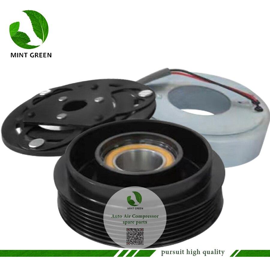 Carro Auto AC Compressor Embreagem Para Renault Fluence 8200898810 8200898810A 8200720417 771149703 Z0007226A Z0007226B Z0003234A