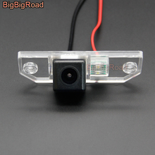 цена на BigBigRoad Car Rear View Parking CCD Camera For Ford Mondeo C-MAX C Max Focus 2 3 Sedan 2005 2006 2007 2008 2009 2010 2011 2012