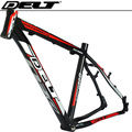 DELT Легкий 26*17 в ch горный велосипед MTB рама для велосипеда сплав Глянцевый для дисковых тормозов и v тормоза аксессуары