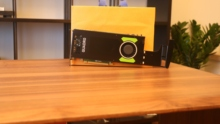 NVIDIA QUADRO M4000 8GB GDDR5  PCI Express x16 818867 001 M9X58A/Without graphics card tail board